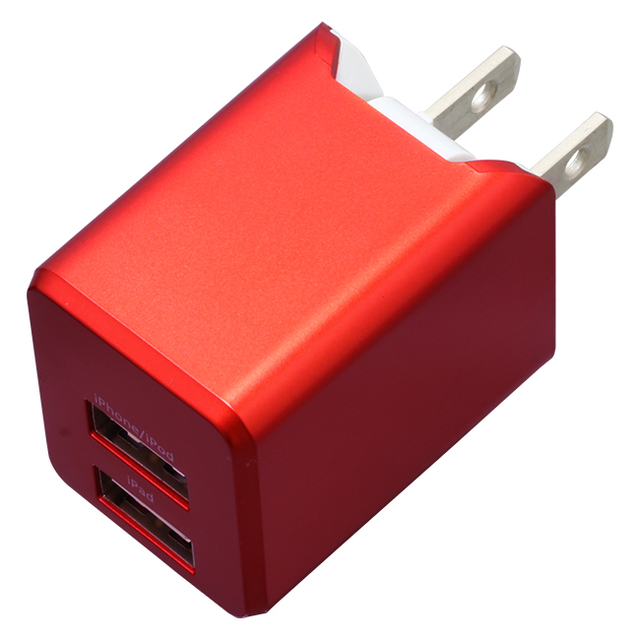 PREMIUM LightningCable付AC3.4A1.0m